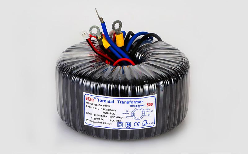 另外逆变变压器选用的铁芯材料的磁导率要高