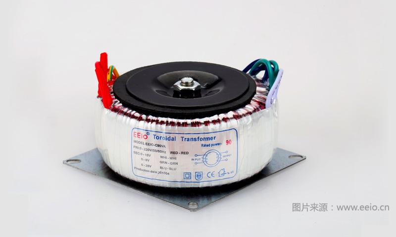 环形变压器不建议大面积使用在调光电路中
